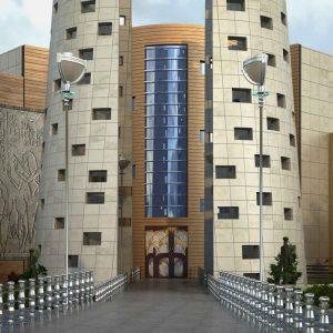 دانلود پروژه طراحی موزه هنر