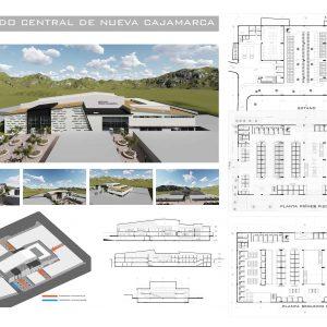 دانلود پروژه طراحی مجتمع تجاری با دتیل های اجرایی