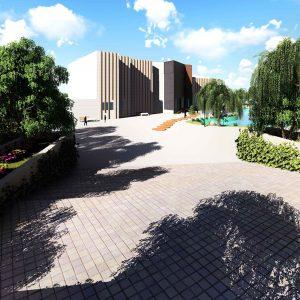 دانلود پروژه طراحی موزه سفال