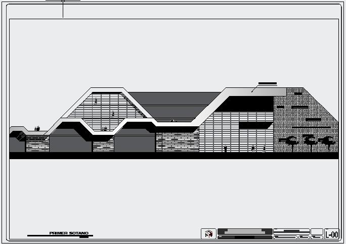 نمای پروژه معماری