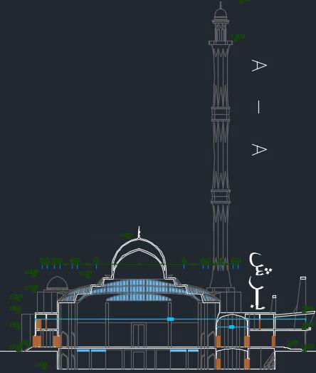 برش مسجد